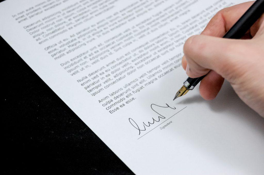 Vaststellingsovereenkomst voorbeeld voor je bedrijf